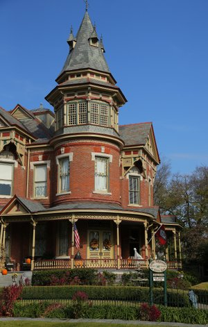 The owners of Empress of Little Rock at 2120 S. Louisiana St. don't advertise the bed and breakfast as being haunted. But proprietor Sharon Welch-Blair says people still come to the Empress to look for ghosts.<br />