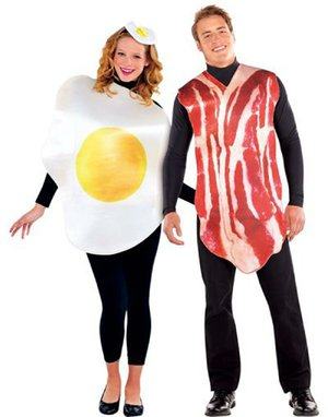 costumes and couples dont always go together like eggs and bacon
