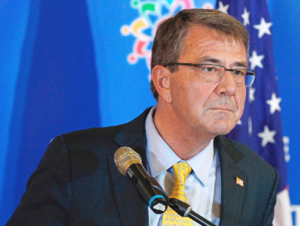 Defense Secretary Ashton Carter said Wednesday that he had no ...