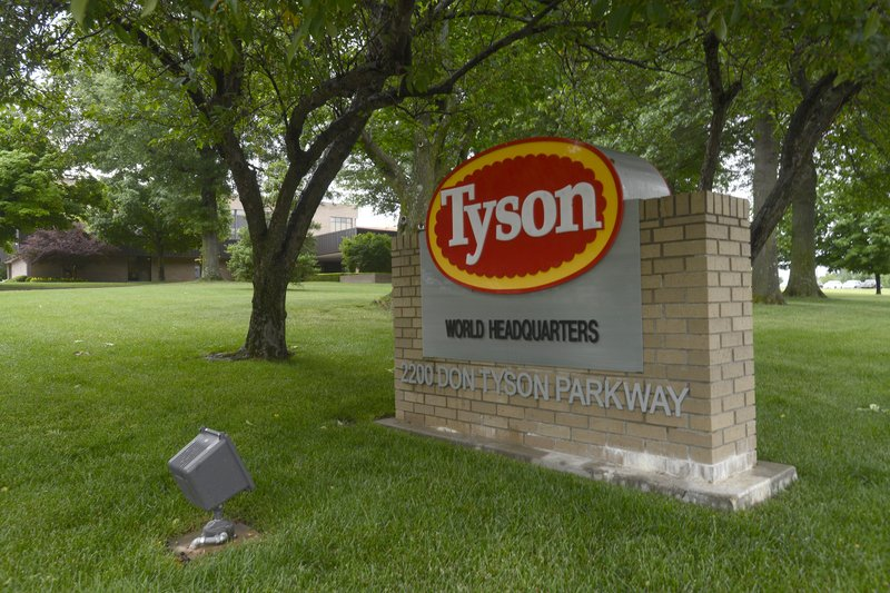 Tyson proposes new Springdale hatchery