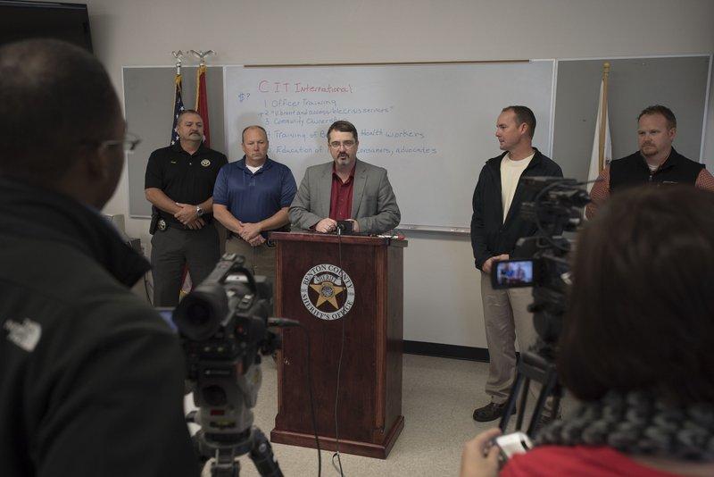 Sheriff reinstates demoted Benton County jail employees