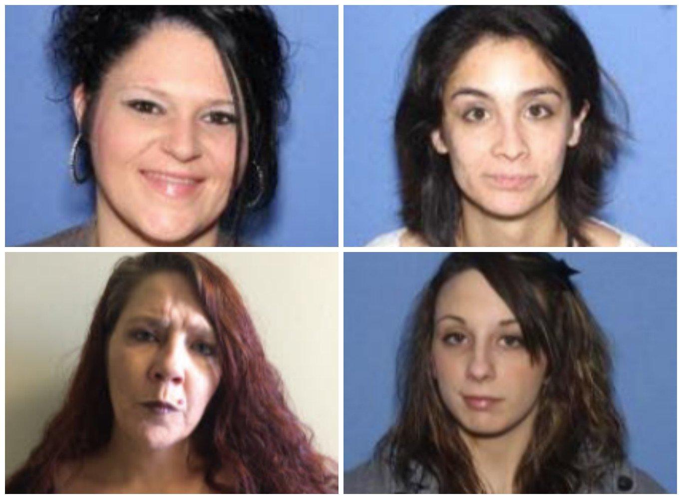 Women Arrested In Jacksonville Prostitution Sting Jpg 1366x1000 Little Rock Backpage