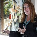 Joy Morris heads up the Pathway to Prosperity, an endowment with the goal of $3 million to provide s...