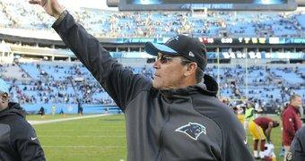 Carolina Panthers Coach ...