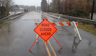 Flood warnings, watches issued as rain drenches state