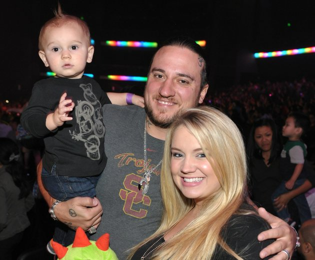 in-this-nov-30-2013-file-photo-tiffany-thornton-right-with-husband-christopher-carney-and-son-kenneth-carney-attend-a-very-awesome-yo-gabba-gabba-live-holiday-show-at-nokia-theater-la-live-in-los-angeles
