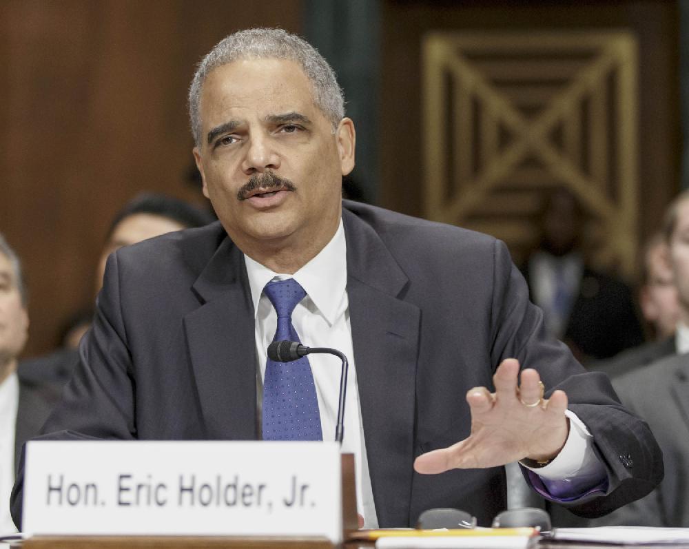 Attorney Eric Holder