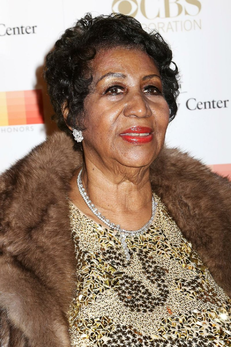 Storylead Photocaption Aretha Franklin Attends The 38th Annual Kennedy Center Honors
