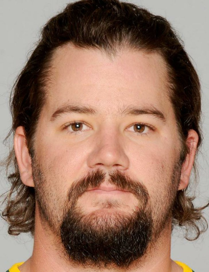 ... veteran long snapper Brett Goode (Fort Smith, Arkansas Razorbacks