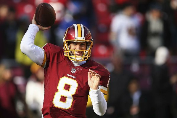 Redskins a Win Away from NFC East Title