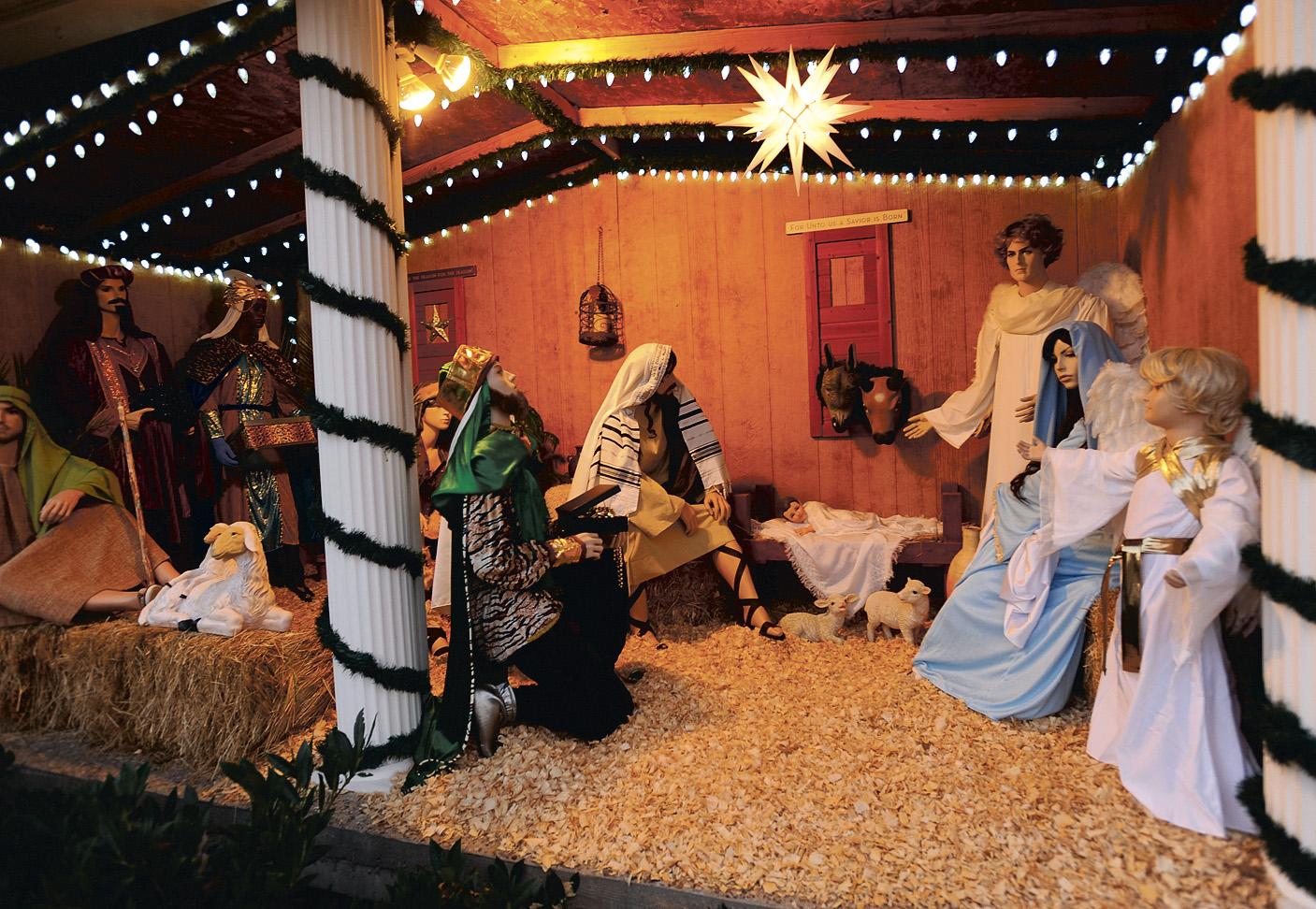 Many christmas symbols remind christians of birth nwadg buycottarizona Gallery