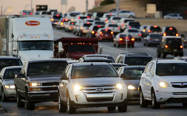 Mine traffic troubles neighbors