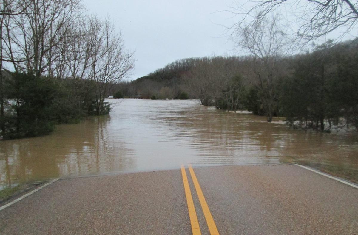 Northwest Arkansas counties, cities begin post-flood