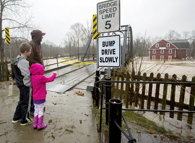 VIDEO: Region emerges from record-breaking rain