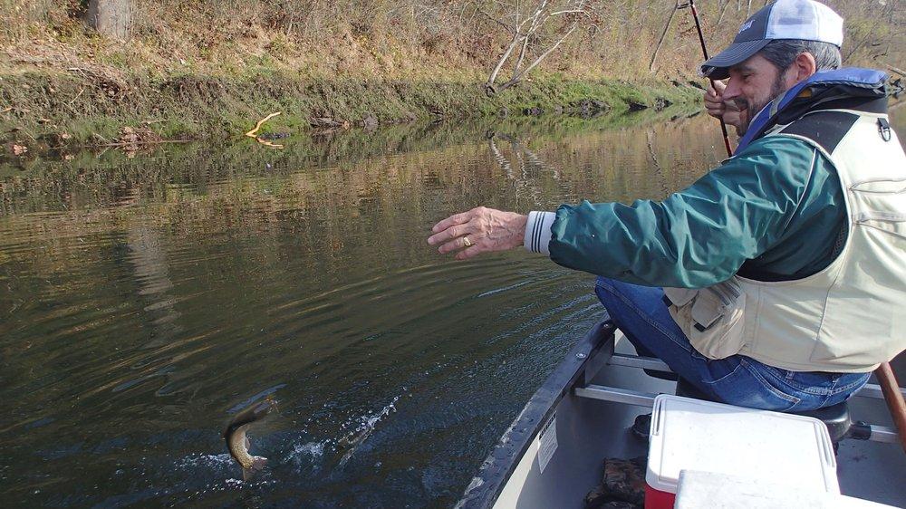 White River inviting year-round below Beaver Dam