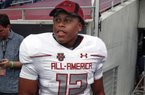 Beaumont (Texas) Central star Devwah Whaley.