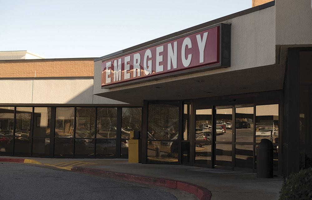 White River Medical Center Emergency Room