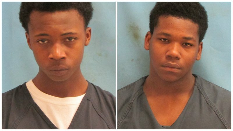 Little Rock teens arrested hours after giving TV interview