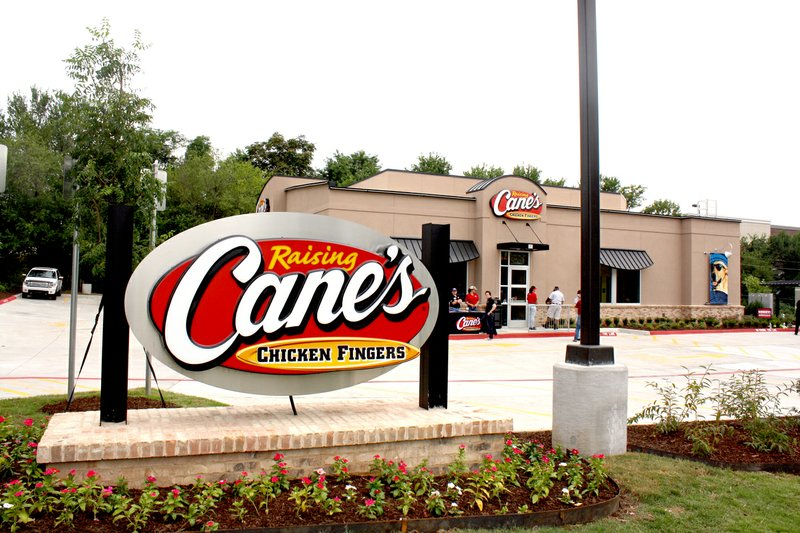 Fayettevilles Second Raising Canes Whataburger Get Plan Approval