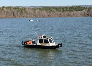 Bodies of missing boaters recovered from Lake Maumelle after search