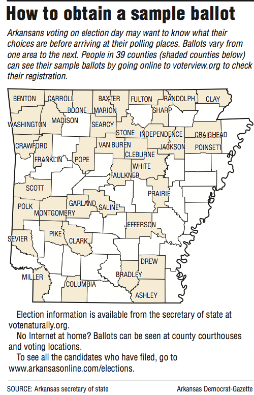 In 54 counties, voting machines new for election.
