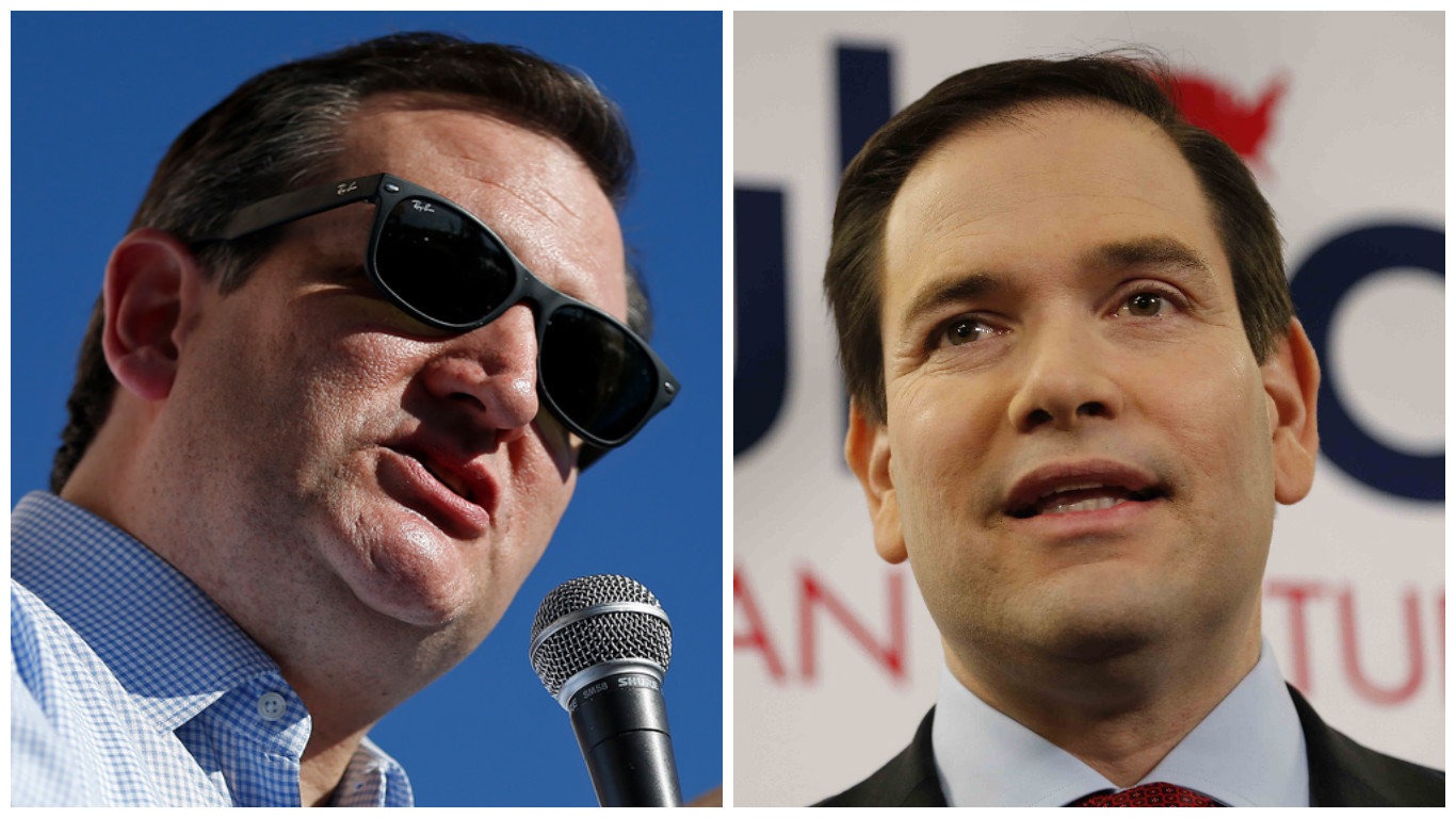 Marco Rubio and an N.R.A. Official Were Jeered and ...