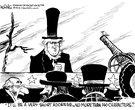 Editorial Cartoons March 2016