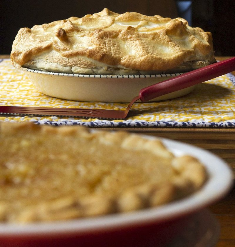 Quick and easy beef pie recipe with butterscotch