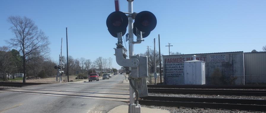TOP 10: Most hazardous train crossings in Arkansas