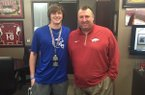 Attalla (Ala.) Etowah class of 2017 quarterback Daulton Hyatt was offered by Arkansas on Saturday, March 5, 2016.