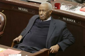 Little Rock police drop charge against state Rep. John Walker