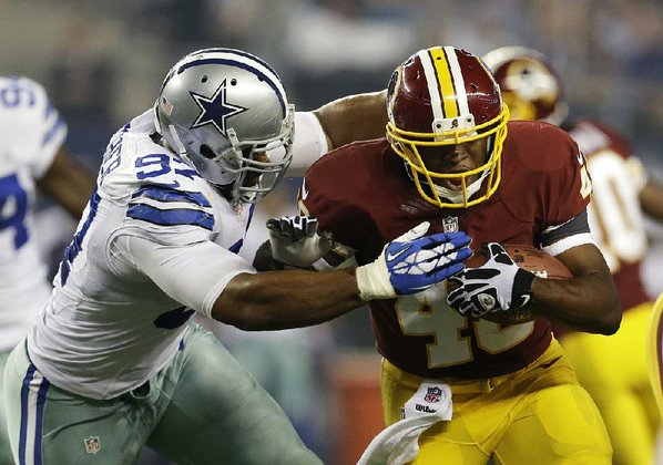 Alfred Morris is joining... the Dallas Cowboys