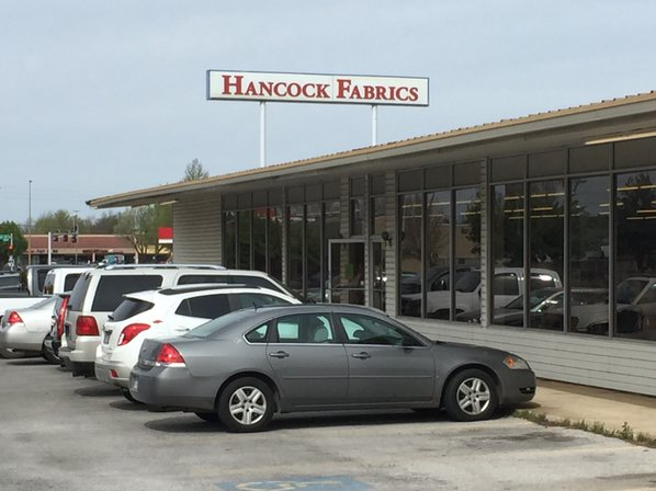 Hancock Fabrics closing all 185 stores after filing for bankruptcy