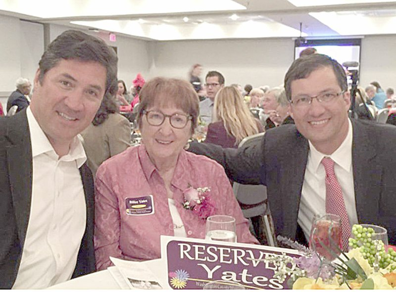 Veteran Teacher, AARP Volunteer Honored
