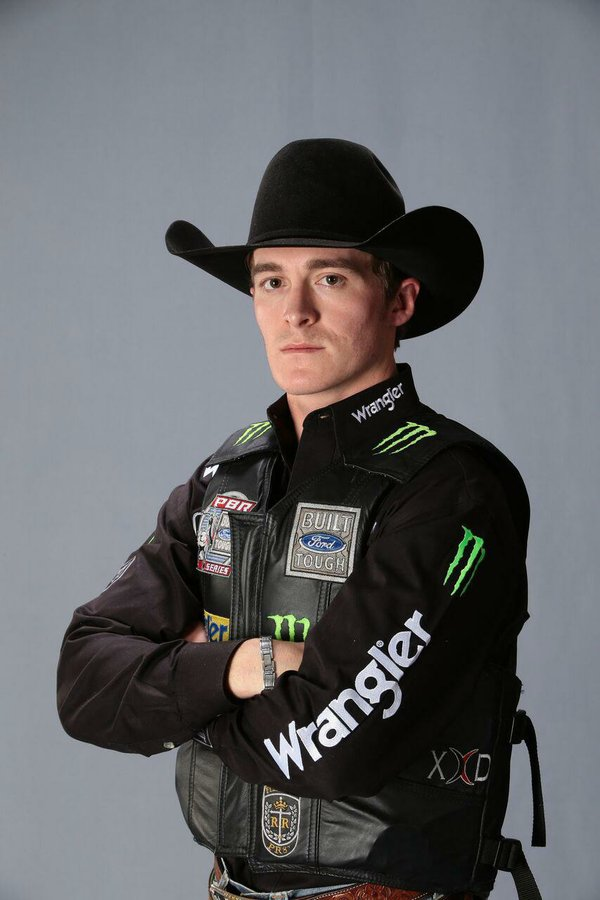 among Event: bull riders Cates Special professional Arkansan