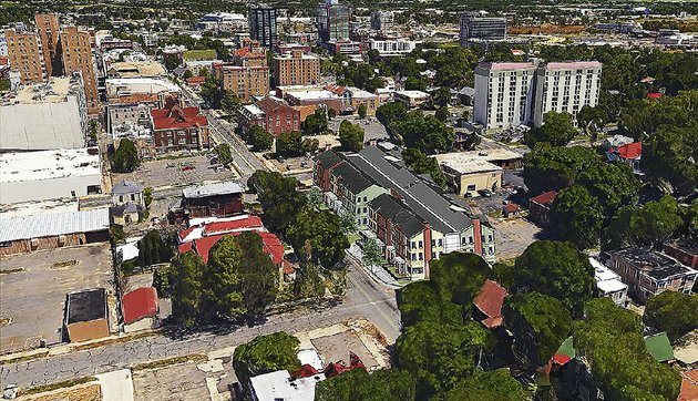 Hearing Set On New 50 Unit Apartment Complex In Downtown
