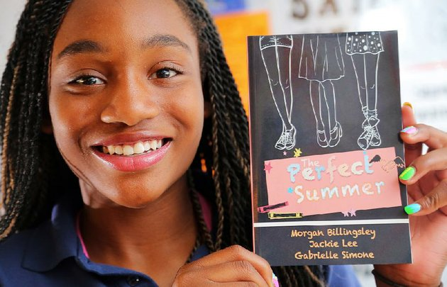 the-perfect-summer-is-pulaski-academy-sixth-grader-gabrielle-simones-second-book-she-wrote-the-story-too-big-for-teacups-in-the-three-story-collection