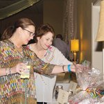 Jeans and Bling fundraiser for the United Way, Conway