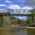 The Arkansas Highway and Transportation Department plans to tear down this 85-year-old bridge over t...