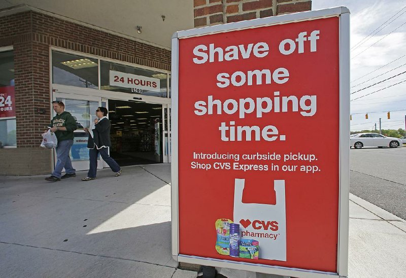 CVS to expand curbside pickup