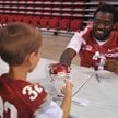 Razorbacks fan day_007