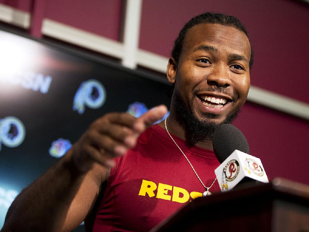 Redskins >> Washington Redskins cornerback Josh Norman, signed a fi ve ...