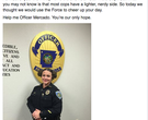 Arkansas police department's 'Star Wars' photos