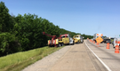 TRAFFIC ALERT: I-30 backup caused by tow company's 'unauthorized lane closure'