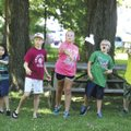 Gabriel Guadalupe, Landon Price, Katie McClure, Caden Scott and Max Sutherland launch their paper ai...