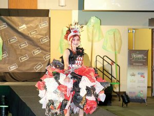 The Saline County Regional Solid Waste Management District's 2nd annual Re-Fashion Bash, Benton