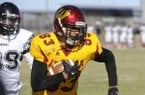 Arizona Western College tight end Jeremy Patton says he hopes to visit Arkansas in June 2016.
