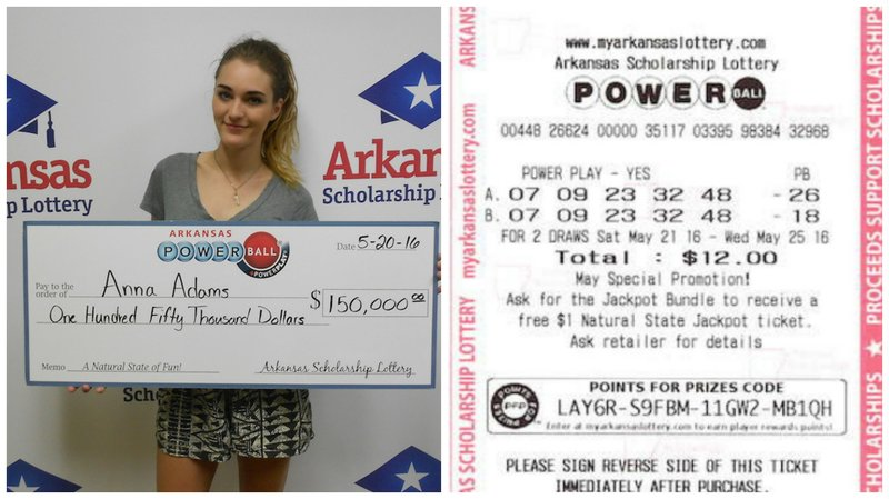 Lottery players from Little Rock, Conway win six-figure