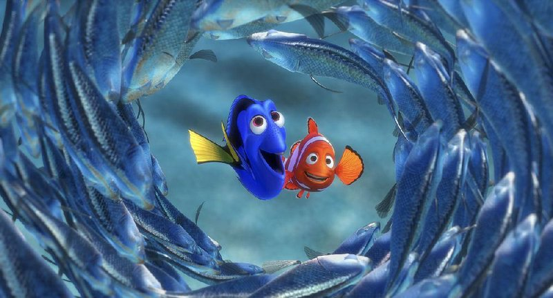 Too many fans Finding Nemo, threatening fish populations