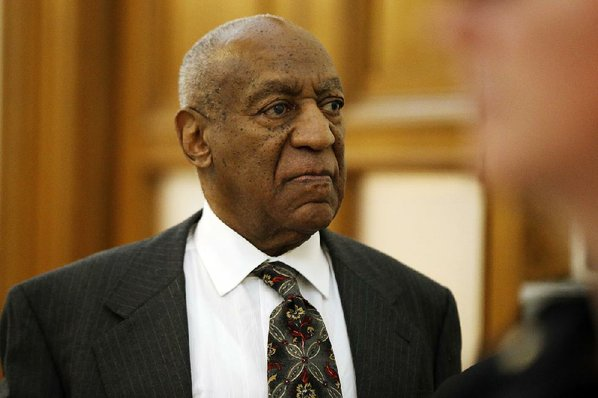 Bill Cosby ordered to stand trial for alleged sex crime